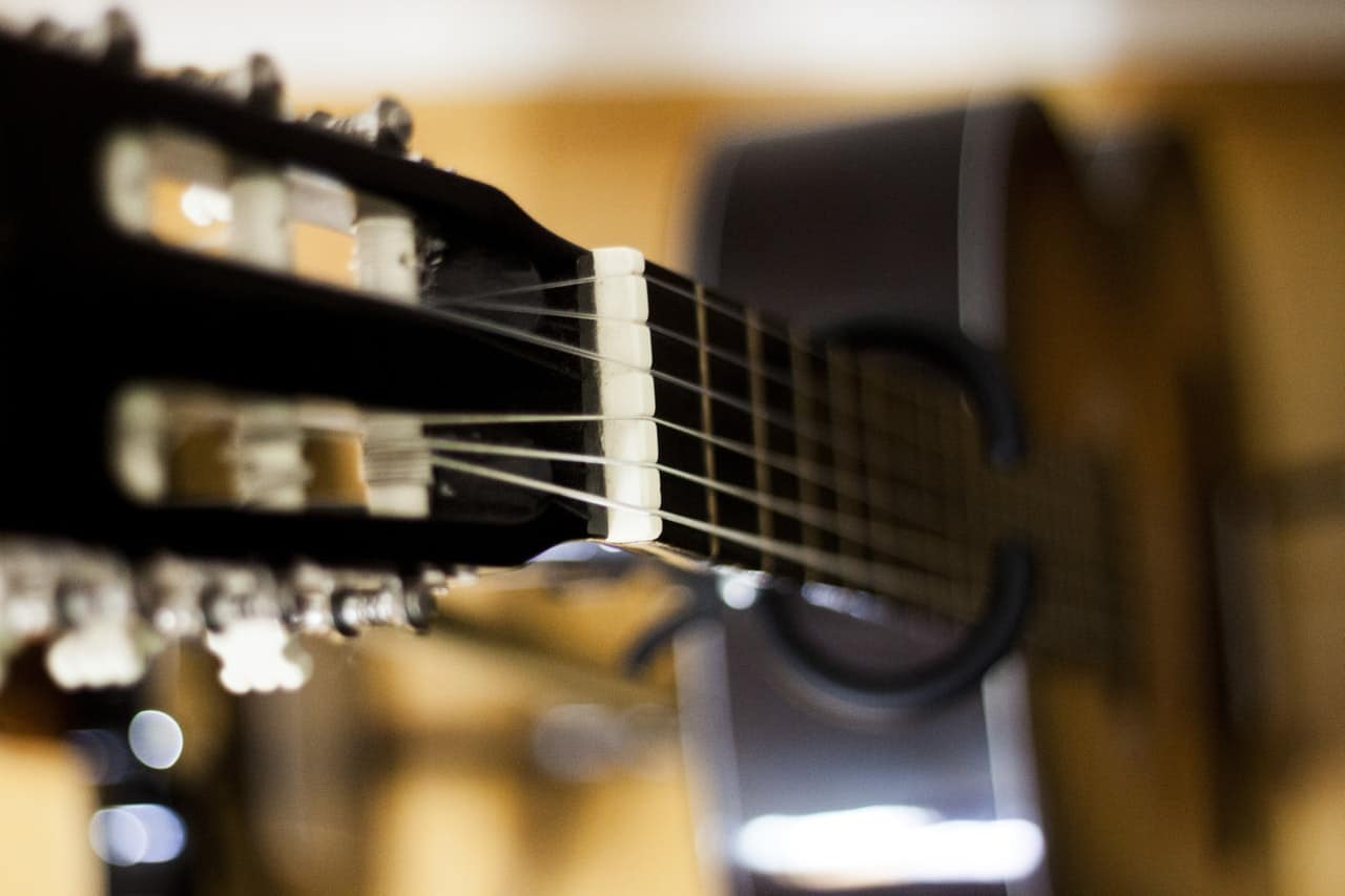 Guitar tuning image